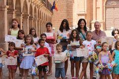 Fantástica acogida del VI Certamen Infantil de Pintura Rápida