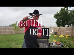 Seared or Grilled Tri Tip How-To