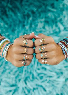 Rings Boho What's better than saving money on cute jewelry? Limited time only! Use the code and check out Pura Vida Bracelets for chic new looks. Cute Jewelry, Boho Jewelry, Silver Jewelry, Jewelry Accessories, Women Jewelry, Jewelry Rings, Silver Ring, Silver Earrings, Jewellery Box