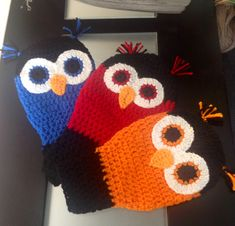 Crochet Golf club covers