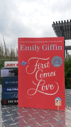 Book Review| #FirstComesLove by @EmilyGiffin @penguinrandomhouse @doubledaybooks #BlockbusterBooks Emily Giffin Books, University Of Virginia, New York Times, Book Review, Fiction, This Book, Author, Thoughts, Writing