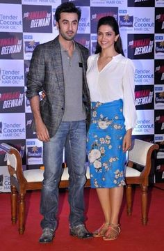 Below-the-knee is a rare length for Padukone, seen here in May 2013.