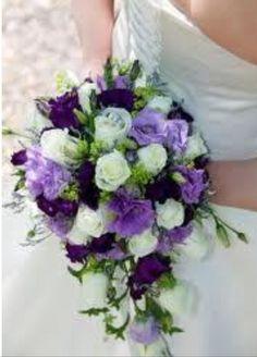 purple, small teardrop