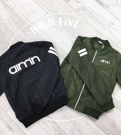 00dddeeb Black and Green Bomber will be released tomorrow morning Alpha Female,  Exercise