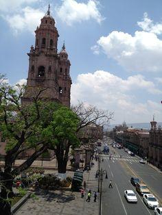 Mi hermosa ciudad de Morelia!!!!