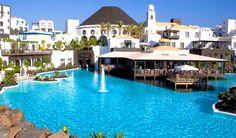 Hotel Volcan Lanzarote 5* prix promo Séjour Canaries Lastminute à partir 729,00 € TTC au lieu de 949 €