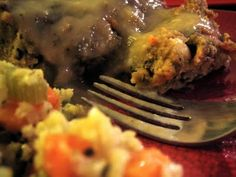 Gluten Free Holiday Recipes: Wild Lentil Loaf, Parsnip Gravy, Amazaké Pumpkin Custard with Apple Cider Gelée, Quinoa-Wild Rice Stuffing, and more! - Affairs of Living - gluten-free, allergy-friendly, and whole foods recipes, resources, and tips