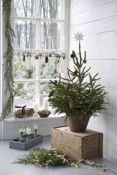 Scandinavian Christmas Decorating Ideas | DigsDigs