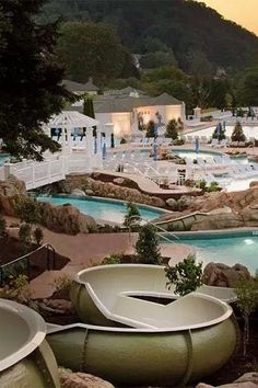 7 Dreamy Hot Springs to Plan a Trip Around in the U.S. via @PureWow