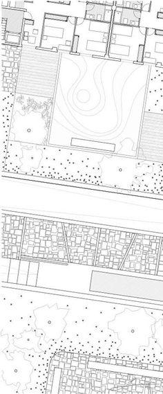 Garden detail by architect Fernando Herrera