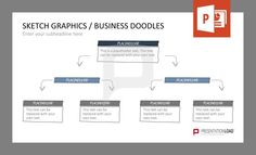 For a perfect overview. Use our #scribble designed PowerPoint Templates.