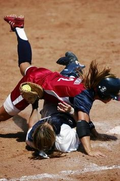 Toppled At ThePlate