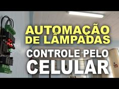 Acionamento de lâmpadas via placa Bluetooth de automação residencial - YouTube Arduino Books, Arduino Pdf, Residential Electrical, Bluetooth Gadgets, Electronics Projects, Dream Rooms, Diy, House, Youtube