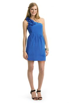 Yumi Kim Minya Dress - Try this brilliant blue bombshell dress for your next event! For only $40 how can you resist?!