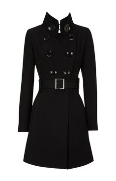 Karen Millen - this is a georgeous classic military shape -LOVE it!
