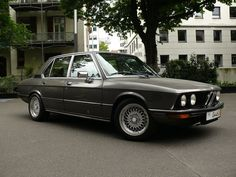 Hartge BMW E12