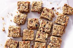 Fruit and Seed Bars (how can i add protein powder?)