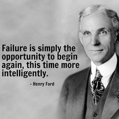 Adopting a positive attitude toward failed attempts is an important quality of successful people. Successful people fail more often than unsuccessful people but they treat each failure as a learning experience that takes them closer to success. This is called failing forward.  Michael Josephson
