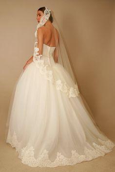 "Edgardo Bonilla ""Lorena"" dress- one of my favorites."