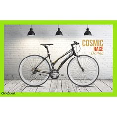 Bicicletta Donna Frera Cosmic Race