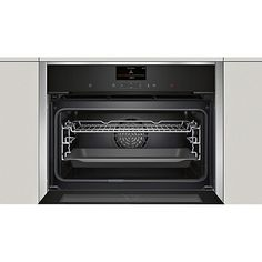 Buy Neff C27CS22N0B Compact CircoTherm® Single Electric Oven, Stainless Steel Online at johnlewis.com