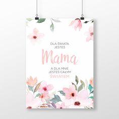 Plakat: Dzień Matki