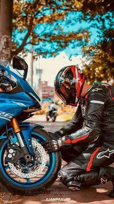 Cars Discover Individual Roleplay - because why not? Just your typical individual roleplay book. Gp Moto, Moto Bike, Motorcycle Bike, Ktm Dirt Bikes, Yamaha Bikes, Yamaha R6, Biker Photoshoot, Duke Bike, Ktm Duke