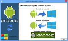 Download Change My Software 10,8.1,8,7 Edition | Free without Survey, Install Windows on Android Phone. Change my Software 10 Edition makes you to install