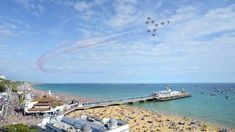 The Bournemouth Air Festival - This year's Air Festival will take place from Thursday 28 August – Sunday 31 August We hope to see you there! For the best view book your tickets now for the Air Festival Hospitality Sightseeing Bus, Air Festival, New Forest, Bournemouth, Air Show, Days Out, Holiday Destinations, Nice View, Day Trips