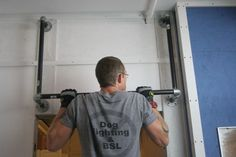 How To Make A Bombproof Pullup Bar
