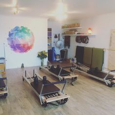 Our beautiful studio is heart filled with love and sunflowers today!!! Come join us in class to breathe the sunflowery-love goodness in! #janjuc #torquay #pilates #mindfulness #fitness #geelong #surfcoast #pilatesstudio #reformer #matpilates #studiopilates #greatoceanroad #grovedale #bellarine #lorne #anglsea #happybody #surfcoastmindfulmovement #useitorloseit #strong #clinicalpilates #wellbeing by surfcoastmindfulmovement