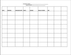 Printables to Help You Homeschool