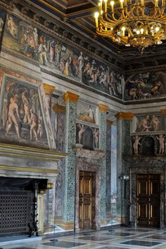 Villa Farnesina, Roma pt II | Rocaille – A Blog about Decadence, Kitsch and Godliness