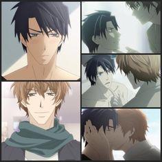 Yokozawa and Kirishima