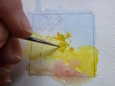 watercolor tutorial #watercolorarts