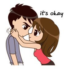 New Funny Couple Illustration Pictures Ideas Love Cartoon Couple, Cute Love Cartoons, Funny Cartoons, Cute Cartoon, Cute Love Pictures, Funny Couple Pictures, Cute Love Gif, Couple Pics, Cute Couple Drawings