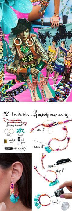 Friendship hoops