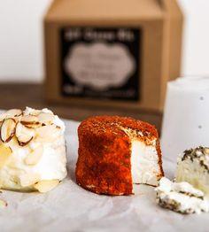 DIY Chevre Goat Cheese Kit by Urban Cheesecraft