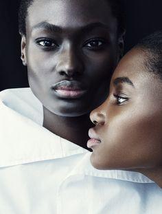 A visual tribute to brown skin. A visional testament to Black beauty. Black Girls Rock, Black Girl Magic, Dark Skin Girls, My Black Is Beautiful, Beautiful Eyes, Ebony Beauty, Black Beauty, African Beauty, Brown Skin
