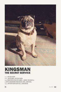 Kingsman alternative movie poster Prints available HERE