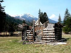 Broken House - Bavaria/Germany...