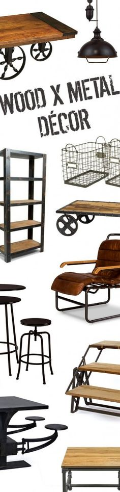 Industrial Rustic Furniture & Décor | Up to 60% Off ==
