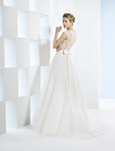 Robe de mariee just for you 2018