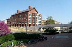 Koury Oral Health Sciences Building at UNC.