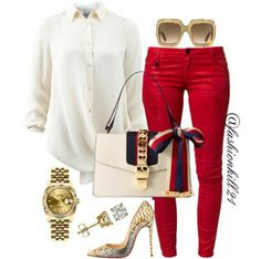 IG: for details Fashion 101, Diva Fashion, Cute Fashion, Modest Fashion, Fashion Looks, Fashion Sets, Work Fashion, Casual Trouser Outfit, Trouser Outfits
