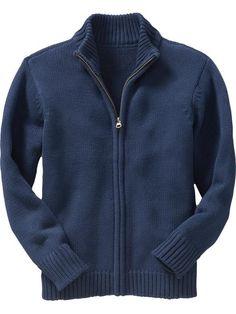 Boys Uniform Sweater Jackets - Old Navy - Need size small