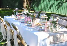 A Classic Tea Party — Celebrations at Home