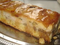 Flan, Cheesesteak, Lasagna, Sweet Recipes, French Toast, Low Carb, Cupcakes, Apple, Breakfast
