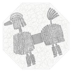 【画像 7/26】マリメッコデザイナー鈴木マサル「傘」展 青山スパイラルで5月開催の拡大写真