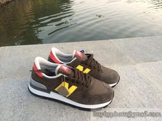 Men And Women New Balance 990 Nubuck M990DG  Made USA grayish yellow|only US$68.00 - follow me to pick up couopons.